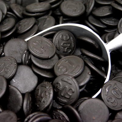 Dutch Licorice Coins - Buy in Bulk Online For Home Delivery From The Full  Pantry