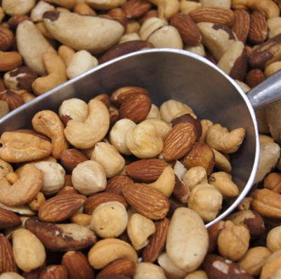 Mixed Nuts Roasted, Unsalted, No Peanuts - Buy Wholefoods in Bulk Online  For Home Delivery From The Full Pantry